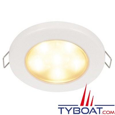 HELLA - Plafonnier à LED encastré, à clip