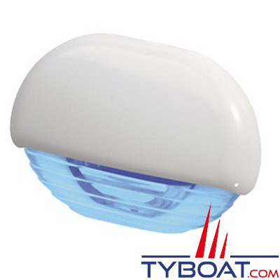 HELLA - Veilleuse et éclairage de marche 12/24 volts DC - LED bleu