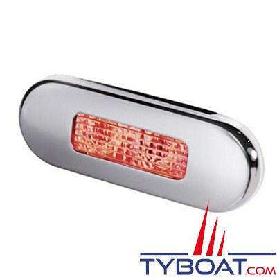 HELLA - Veilleuse et éclairage de marche 12/24 volts DC - LED rouge