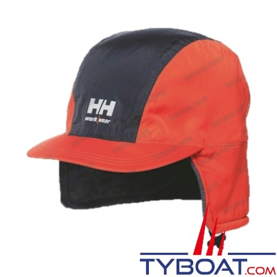 Helly Hansen Workwear - Chapeau Njord Orange - Taille L