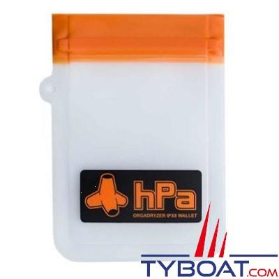 HPA - ORGADRYZER XS - 3 pochettes plates étanches - 9.5x13