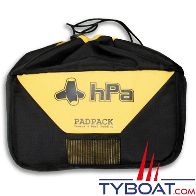 HPA - PadPack Small - Noir et Jaune