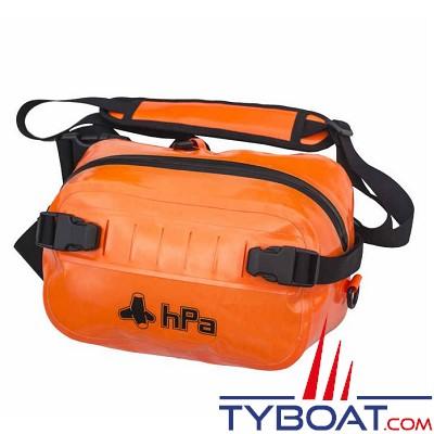HPA - Sacoche de Pêche Etanche Orange - 5 Litres