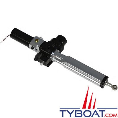 Hy-ProDrive - Ensemble linéaire hydraulique - ML+40 10 - 24 Volts - Poussée 650 Kgs
