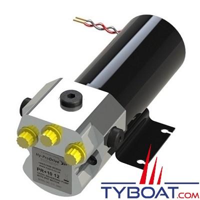 Hy-ProDrive - Pompe hydraulique réversible PR+10 12 - 12 Volts - 1,0 Litre/Minute