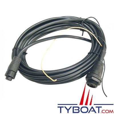 ICOM - Câble de connexion 6.10 mètres pour micro déporté HM-195