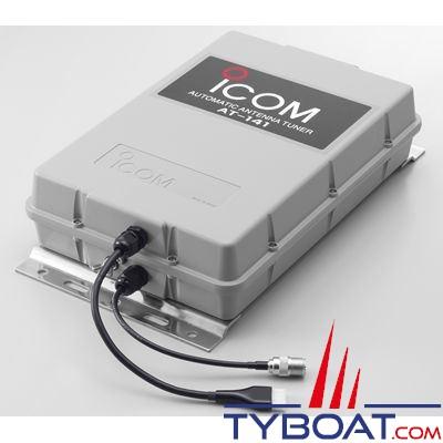 ICOM - Coupleur automatique d'antenne HF AT-141 - 1,6-30 MHz
