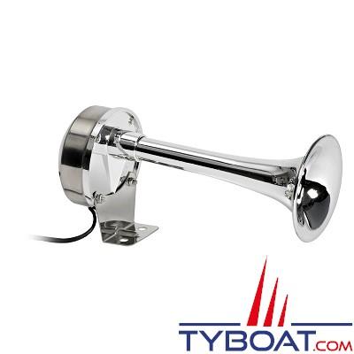 IMNASA - Avertisseur sonore - 12 Volts - Simple corps - INOX et PVC