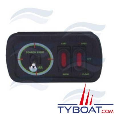 IMNASA - Joystick de contrôle pour projecteur halogène H3/H4