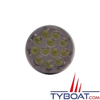 Ampoule BA15D 12 LED 12V Ø 26mm