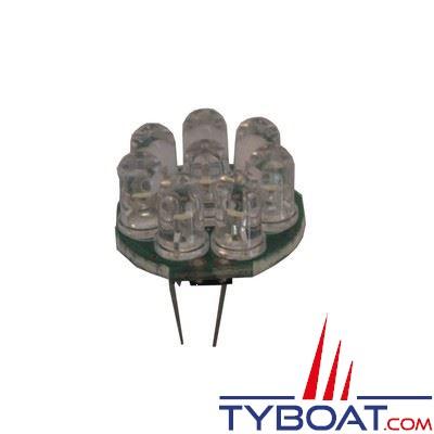 Ampoule G4  8 LED 360° 12V longue durée