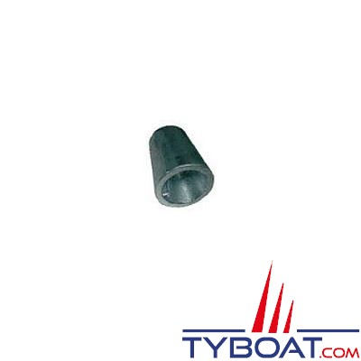 Tecnoseal - Anode conique d'arbre Radice standard sans vis  Ø int. 25 mm - Ø ext. 34 mm