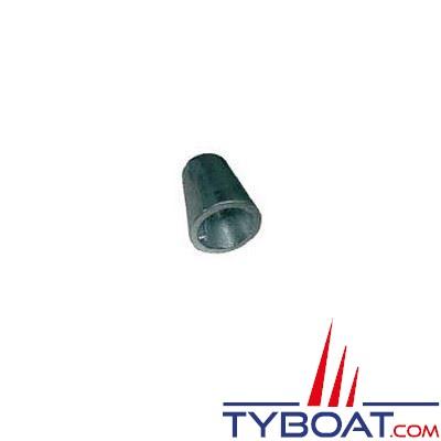 Technoseal - Anode conique d'arbre Radice standard sans vis Ø int. 30 mm - Ø ext. 42 mm