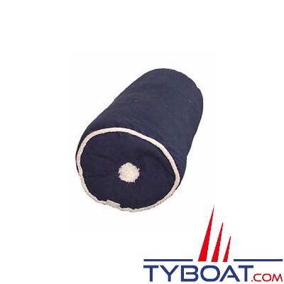 Coussin en kapok - Bleu navy - 440 x Ø180 mm