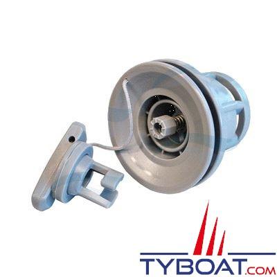 Couvercle de valve pour pneumatique Øext 64mm Øint 22mm