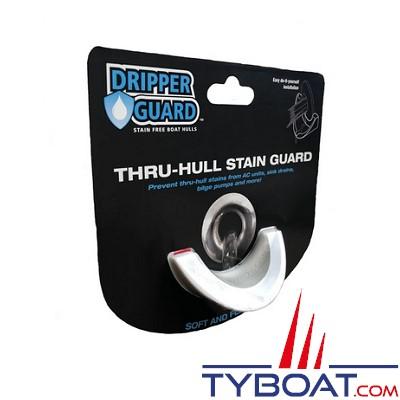Dripper guard - Pare-goutte - Blanc - Ø 47 millimètres