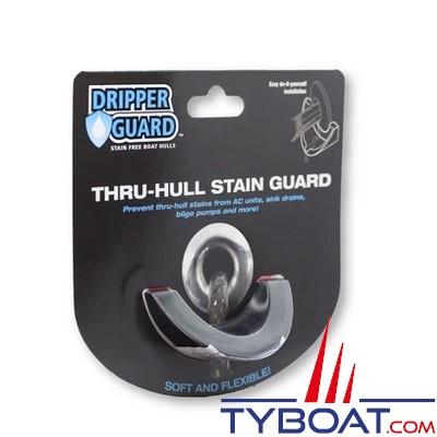 Dripper guard - Pare-goutte - Noir - Ø 66 millimètres