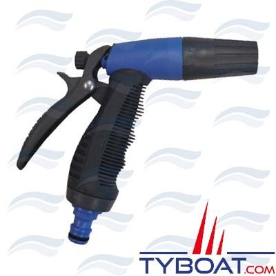 Embout pistolet pour tuyau à connexion rapide