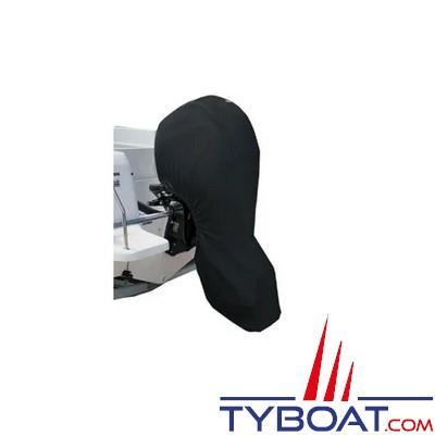 Housse complète pour moteur hors bord - Imperméable - 115/150 Hp - 2260 x 1900 mm - Noir