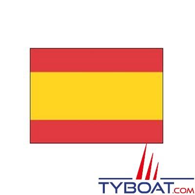 Pavillon Espagne sans couronne 30 x  45 cm