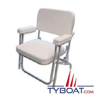 Siège pliable Total Confort en aluminium