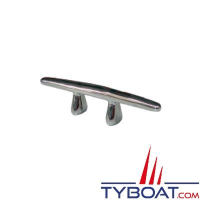 Taquet inox 316L avec filetage - longueur 250 mm