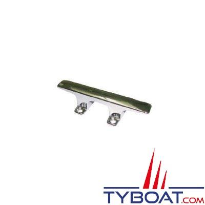 Taquet laiton chromé style américain 110 mm