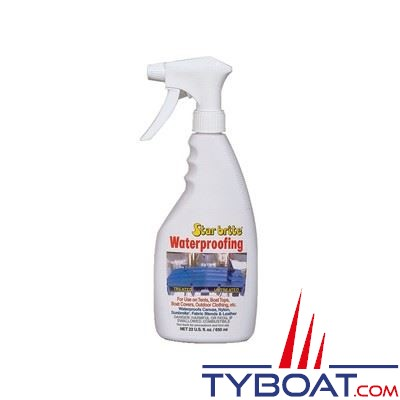 Imperméabilisant Star Brite Waterproofing 650 ml