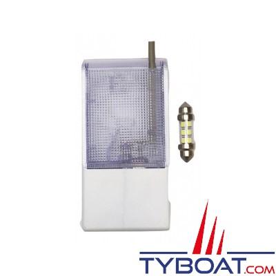 Indel Marine - Kit SEC00003DA  éclairage plafonnier réfrigérateur série Cruise classic