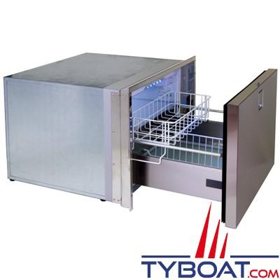 Indel Marine - Réfrigérateur à tiroir DR16 inox - 16 litres