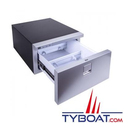 Indel Marine - Réfrigérateur à tiroir DR30 inox - 30L