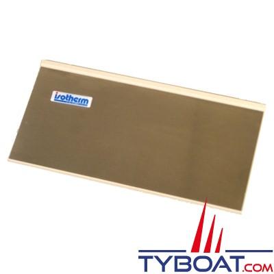 Indel Marine - SGC00131AA - Porte évaporateur pour réfrigérateur CR 49/65/85/130 inox