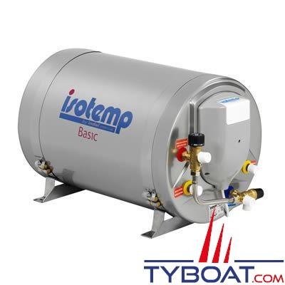 Chauffe Eau Marin Isotemps Basic 40 40 Litres 115v 220v 750w Inox Indel Marine Ib400 Tyboat Com