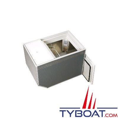 Coffre à encastres INDEL - 75 litres - +10°C à +2°C