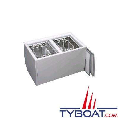 Coffre à encastres INDEL - 92 litres - +10°C à -18°C