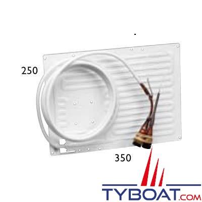 Indel Isotherm - Évaporateur plat 80 LITRES 250 X 350 mm