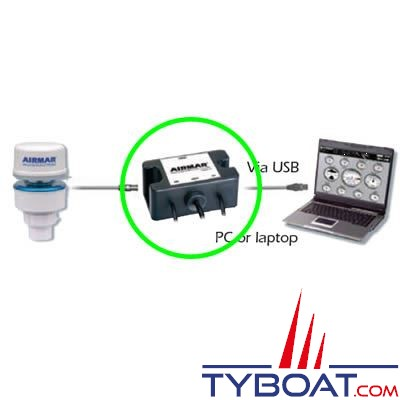 Airmar - Interface USB pour capteur Weatherstation PB150/PB200