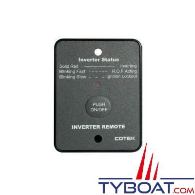 Interrupteur à distance pour convertisseur Cotek