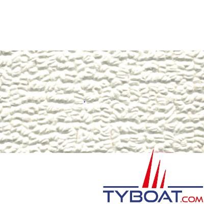 Italvipla - Revêtement en PVC Modèle Lario - Blanc - Longueur 20 m x largeur 140 cm