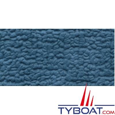 Italvipla - Revêtement en PVC Modèle Lario - Bleu - Longueur 20 m x largeur 140 cm