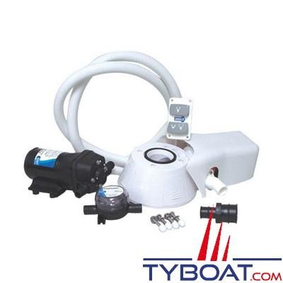 Jabsco 37255-0094 - Kit conversion 24V WC Quiet Flush avec pompe à eau