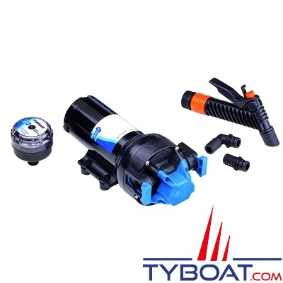 Jabsco 82605-0092 - Pompe de lavage HotShot 4.8 bars / 22.7l/mn / 12v