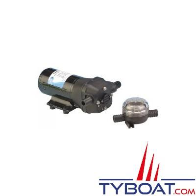 Jabsco - Pompe de cale Par Max 4 -  Série 31631 - 14,4 Litres/minute - 12 Volts