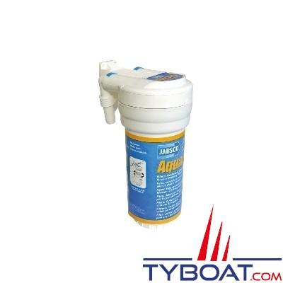 Jabsco - Cartouche de rechange pour filtre à eau complet Aqua filta 14 L/mn