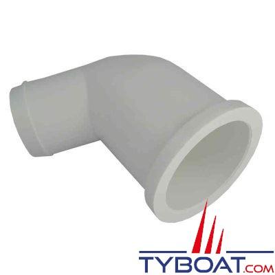 Jabsco - Conduit d'évacuation 29029 pour pompe WC manuel série 29090/29120