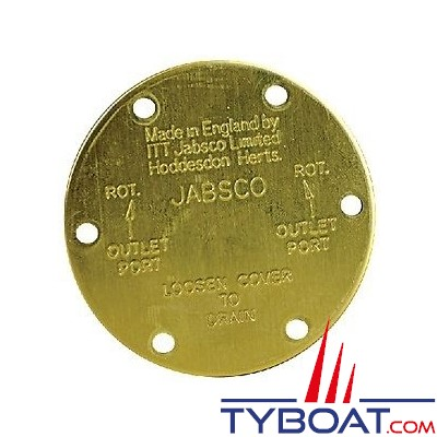 Jabsco - Couvercle 11830-0000