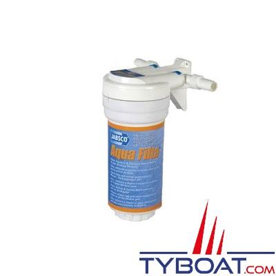 Jabsco - Filtre à carbone actif AQUA FILTA 59000-1000 complet