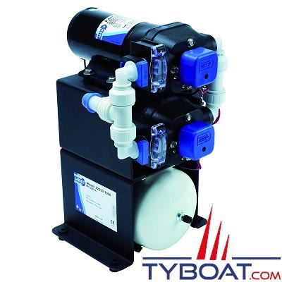 Jabsco - Groupe d'eau double étage WPS 12V - 34 L/min 2,8 bar