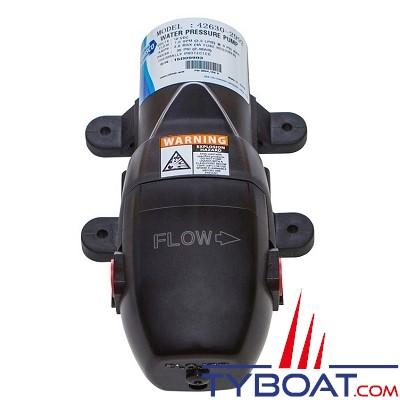 Jabsco - Groupe d'eau Par-Max 1 Plus - 3.7 Litres/minute - 12 Volts - 42630-2992-P