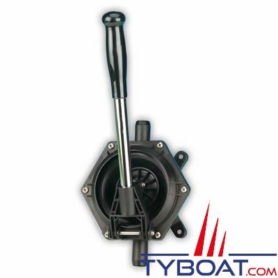 Jabsco - Pompe de cale manuelle Amazon Bulkhead 45L/min Ø sortie 25mm